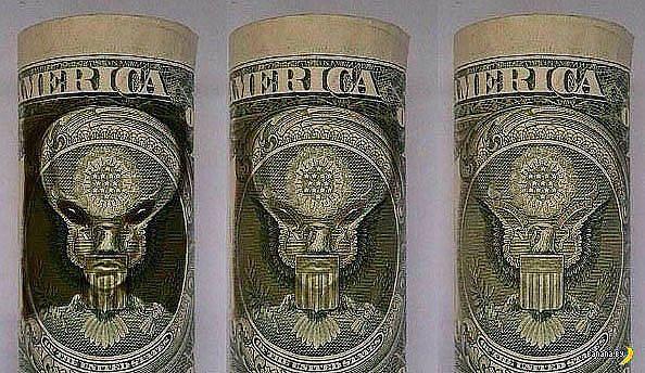Серые СиоНацистские сатанисты