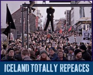 Исландия полностью ре-миротворяется