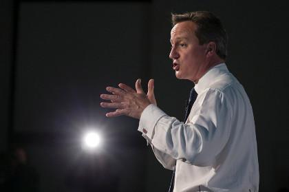 Дэвид Кэмерон предупредил НАТО о потенциальной военной угрозе со стороны России