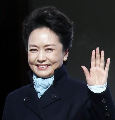 «Первая леди» Китая Пэн Лиян [Peng Liyuan]