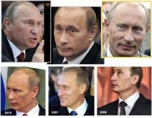 Various Putins