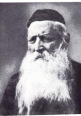 Rabbi Shimon Sofer, rabbi of Erlau, Hungary (1850-1944)