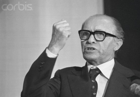 "Terrorist Menachem Begin: ""Our race is the Master Race.   We are divine gods on this planet ... compared to our race,   other races are beasts and animals, cattle at best."""