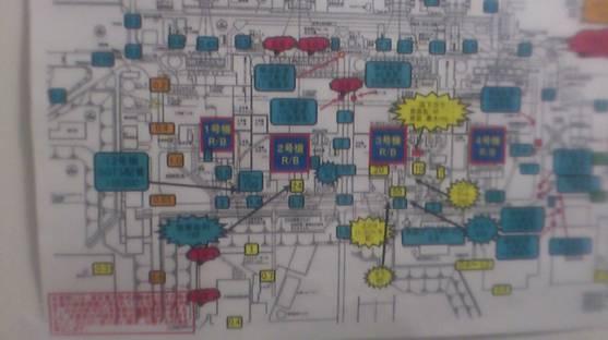 Схема аварийного комплекса