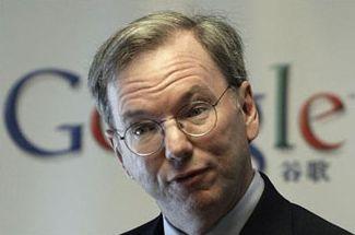 Главнокомандующий глобальной дезинформационной машины - Эрик Шмидт из Гугла