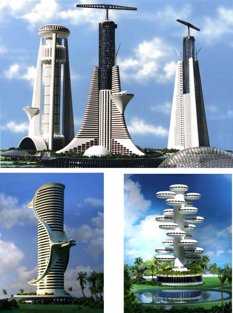 future skyscraper designs