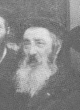 Rabbi Yisroel Hager, Rebbe of Vizhnitz, Romania (1860-1936)