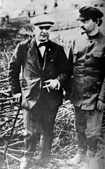 Leo Trotsky and Christian Rakovsky - Red Symphony