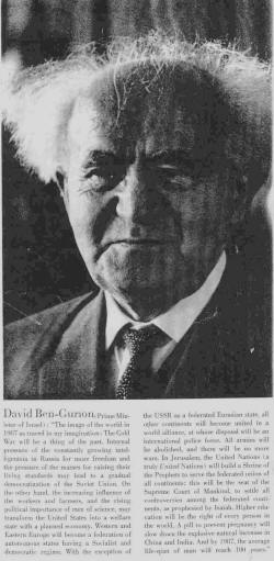 David Ben Gurion - Red Symphony