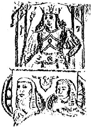 Изображение самого антихриста и символика 'священной' седмирицы - Николай Боголюбов - ТАЙНЫЕ ОБЩЕСТВА XX ВЕКА