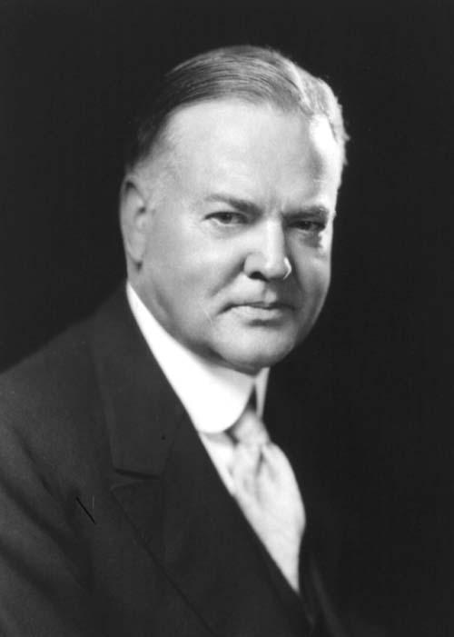 Герберт Гувер (Herbert Hoover)