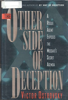 Victor Ostrovsky: The Other Side of Deception - book cover