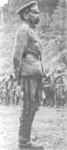 Генерал Лавр Корнилов пытался спасти Россию от уничтожения, запланированного для нее масонами, но он потерпел неудачу