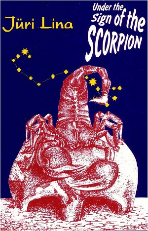 Under The Sign of The Scorpion - Book Cover