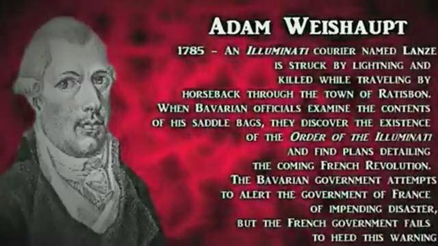 Illuminati Adam Weishaupt Quotes