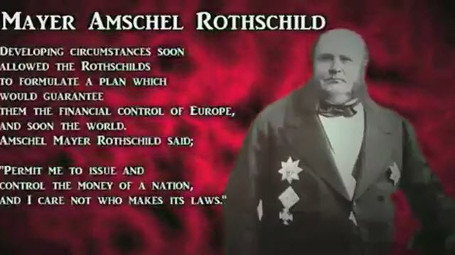 Rothschild quote